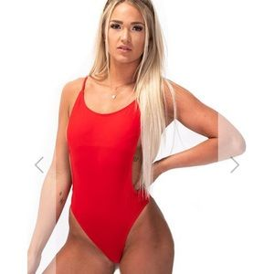 size small SunnyCo one piece